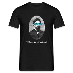 Men's Hidden Markov Model - Men's T-Shirt