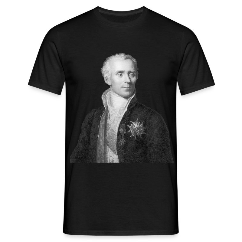Men's Marquis de Laplace - Men's T-Shirt