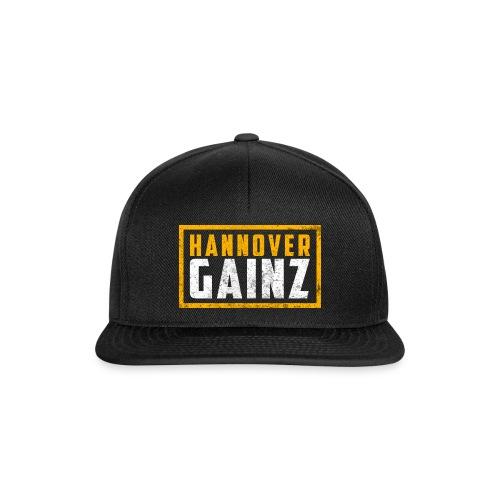 SNAPBACK - HANNOVER GAINZ - Snapback Cap