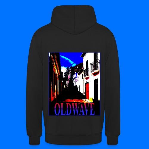 OLDWAVE Portuguese Street Hoodie W/Emblem - Unisex Hoodie