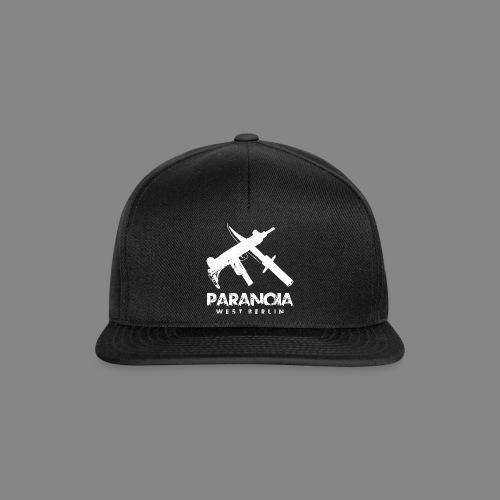 PARANOIA CAP - Snapback Cap