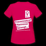 T-Shirts ~ Frauen T-Shirt ~ Hannover-OBR+Notruf-2/1-var2