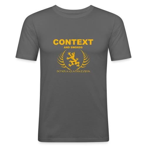 Context - Men's Slim Fit T-Shirt