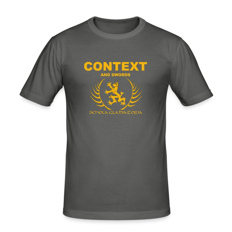 Context - Men's Slim Fit T-Shirt