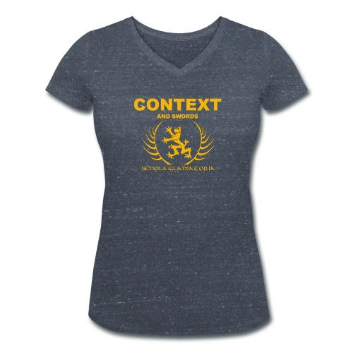 Context - Women's V-Neck T-Shirt