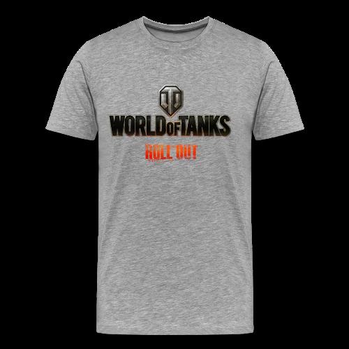 World of Tanks Men's T-shirt - Men's Premium T-Shirt