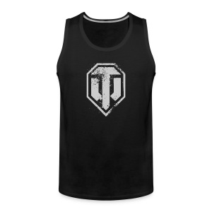 World of Tanks Used Logo Homme débradeur - Débardeur Premium Homme