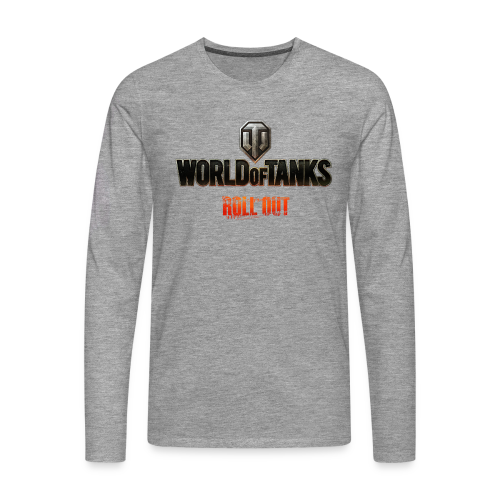 World of Tanks Männer Langarmshirt - Men's Premium Longsleeve Shirt