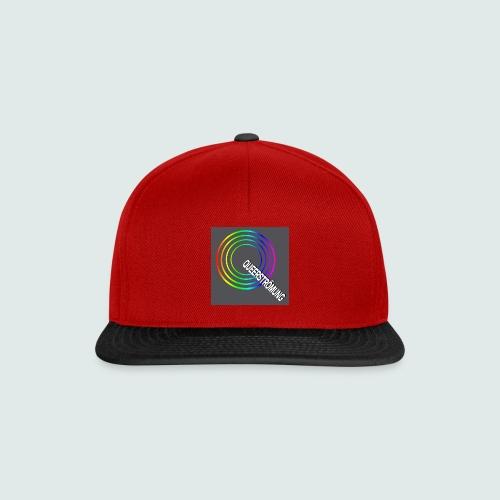 QS Red-Cap - Snapback Cap
