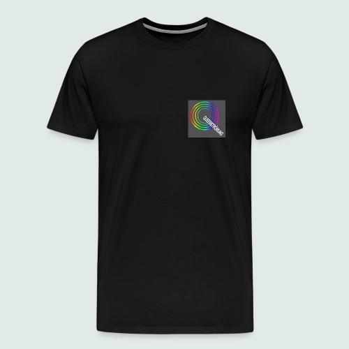 QS T-Shirt Signs , blackbeauty - Männer Premium T-Shirt