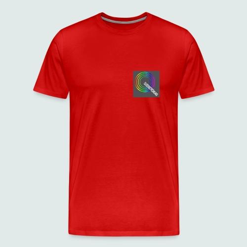 QS T-Shirt Signs , bloodylovley - Männer Premium T-Shirt