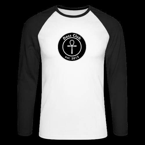 2012 Baseball Tee - Men's Long Sleeve Baseball T-Shirt