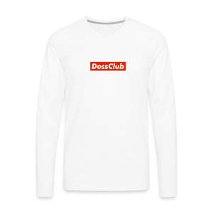 Doss Club LS Tee - Men's Premium Longsleeve Shirt