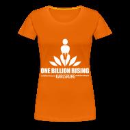 T-Shirts ~ Frauen Premium T-Shirt ~ Karlsruhe-OBR- Flock-1/1