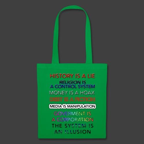 Lies - Tote Bag