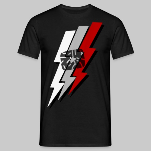 Lightning T-Shirt - Men's T-Shirt