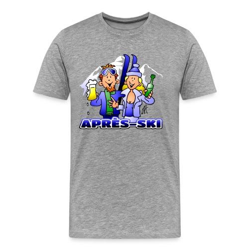 Après-Ski-Party - Männer Premium T-Shirt