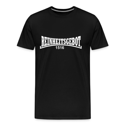Shirt Bamberch - Männer Premium T-Shirt