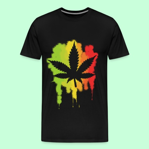Ganjashirt - Männer Premium T-Shirt