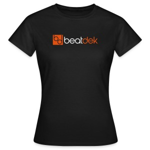 Official Beatdek Collection - Womens Tshirt - Women's T-Shirt