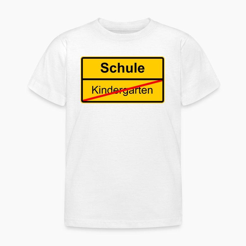 kindergarten schule t shirt spreadshirt. Black Bedroom Furniture Sets. Home Design Ideas