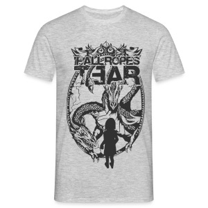 IART - 2-Headed-Dragon - Männer T-Shirt