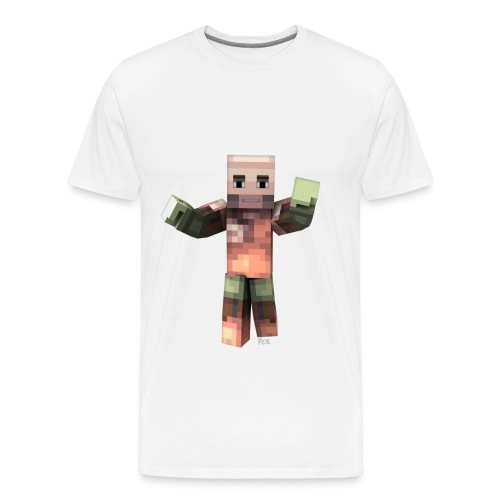 Camiseta de SrPol Minecraft - Men's Premium T-Shirt