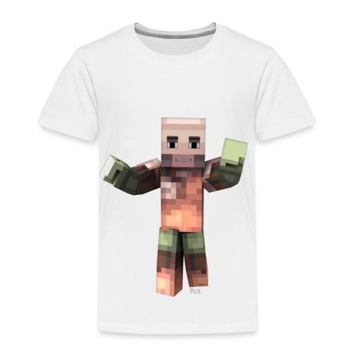 Camiseta premium niño SrPol Minecraft - Kids' Premium T-Shirt