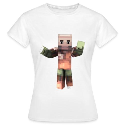 Camiseta mujer SrPol Minecraft - Women's T-Shirt