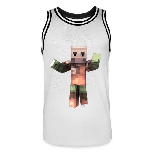 Camiseta de baloncesto para hombre SrPol Minecraft - Men's Basketball Jersey