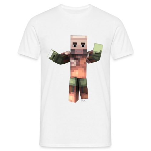 Camiseta hombre SrPol Minecraft - Men's T-Shirt