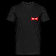 T-Shirts ~ Men's T-Shirt ~ [Ruban Rouge]