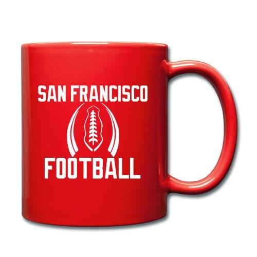 San Francisco Tasse - Tasse einfarbig