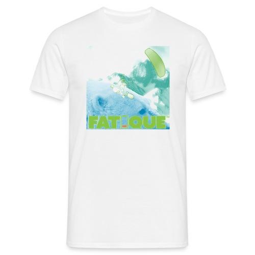 Polarbear kite mountain green T - Miesten t-paita