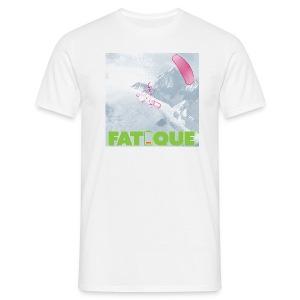 Polarbear mountain kiting pink T - Miesten t-paita
