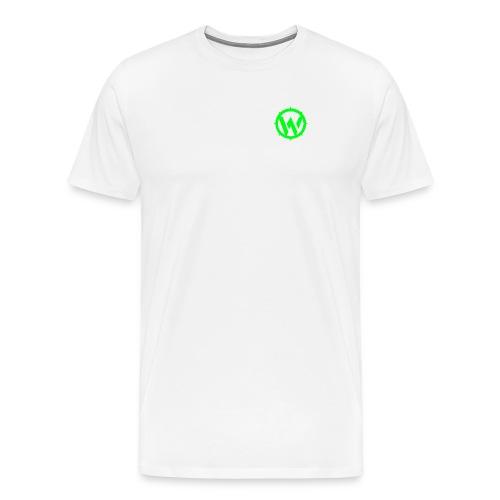 WLYP Shirt w/ Green - Men's Premium T-Shirt