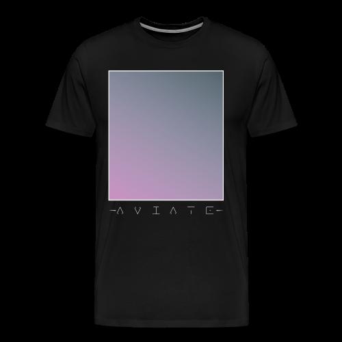 AVIATE - Tee - Premium-T-shirt herr