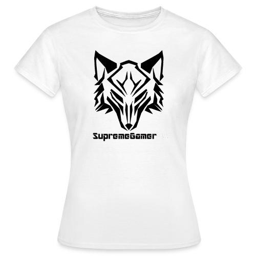 Supreme Dark bold womens  - Women's T-Shirt