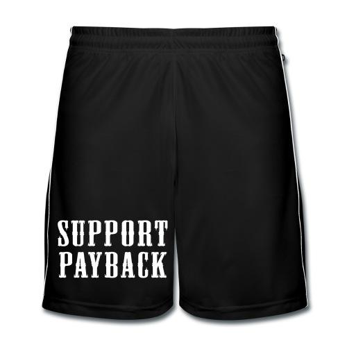 Herr shorts - Fotbollsshorts herr