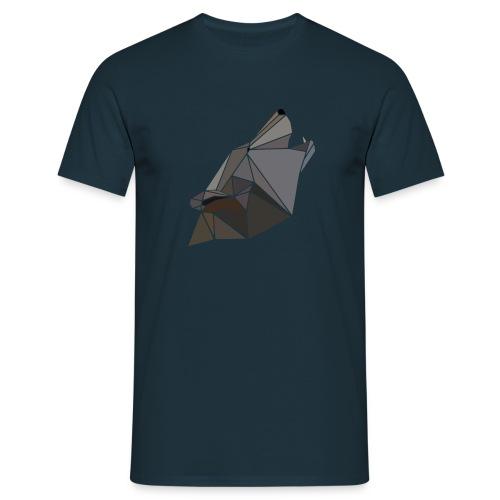 Wolve - Männer T-Shirt