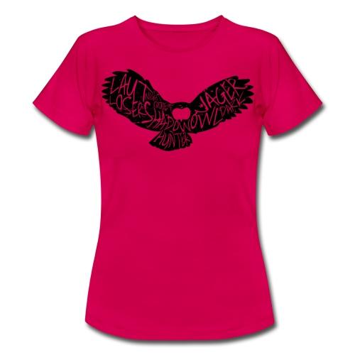 Eule T-Shirt - Frauen T-Shirt