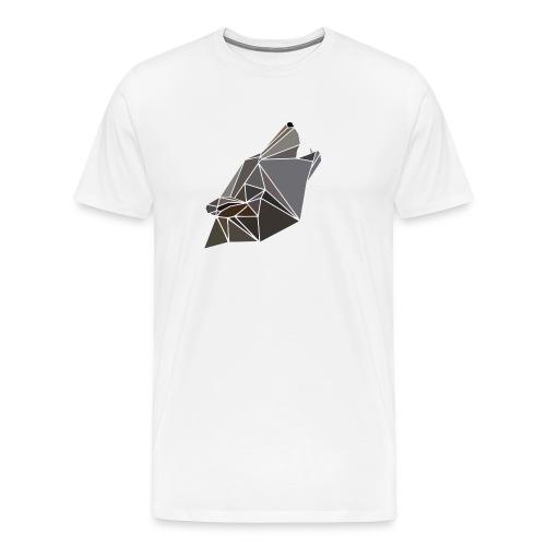Wolve - Männer Premium T-Shirt