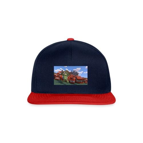 dinocap - Snapback Cap