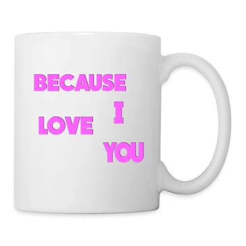 Tasse Saint Valentin  - Mug blanc