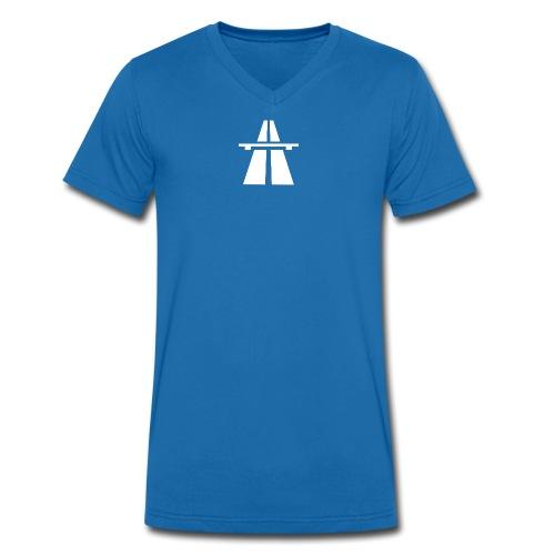 AUTOBAHN - T-shirt bio col V Stanley & Stella Homme