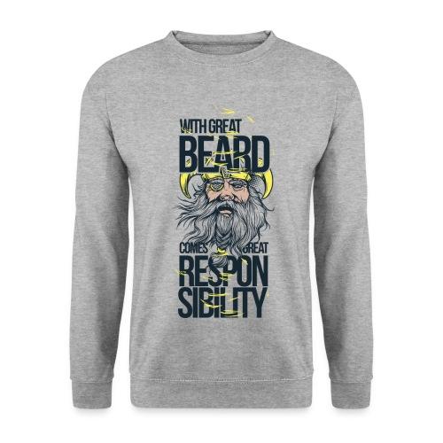 Great Beard | Pullover - Männer Pullover