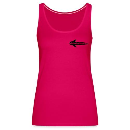 WOMAN_2_BaliDelanteTibuDetras - Camiseta de tirantes premium mujer