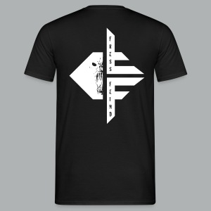 Fressfeind T-Shirt (Klassisch) - Männer T-Shirt