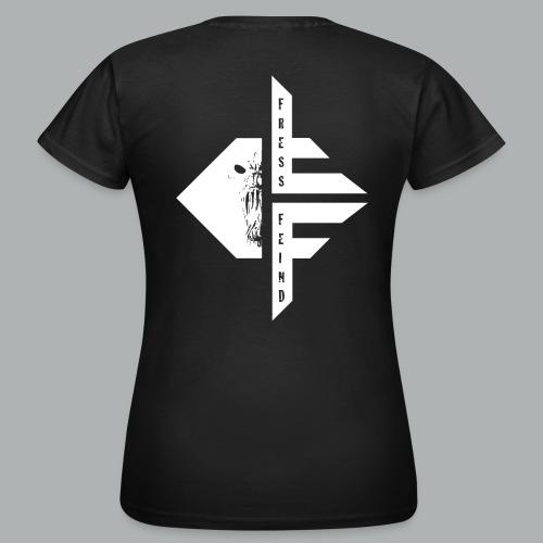 Fressfeind T-Shirt (Klassisch) - Frauen T-Shirt