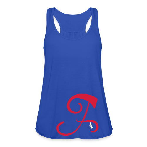 initial www.claudia-moda.at - Women's Tank Top by Bella